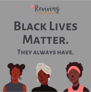 Reviving Sisterhood Anti-Blackness Resources