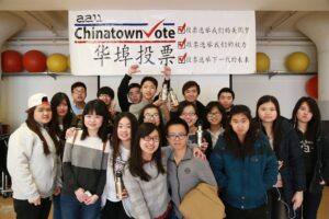 Chinatown Vote Project