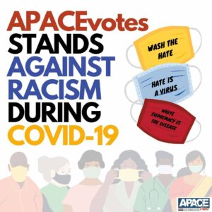APACEvotes Stands Against Racism During COVID-19