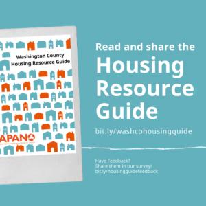 Washington County Housing Resource Guide