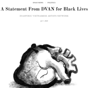 A Statement From DVAN for Black Lives