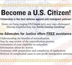 FAJ Free Immigration Assistance