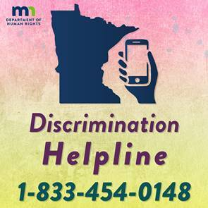 Minnesota Racial Discrimination Hotline