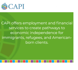 CAPI's Economic Empowerment Programs