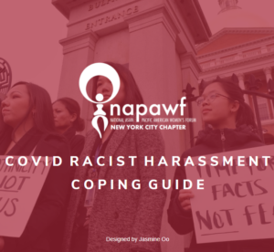 COVID-19 Racist Harassment Coping Guide