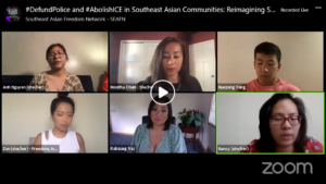 #DefundPolice and #AbolishICE in Southeast Asian Communities: Reimagining Safety For Us By Us