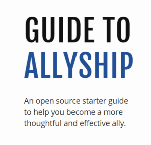 Guide to Allyship