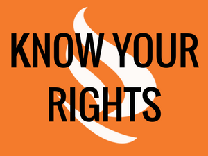 Know Your Rights Resources