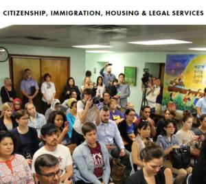 HANA Center - Citizenship, Immigration, Housing & Legal Services