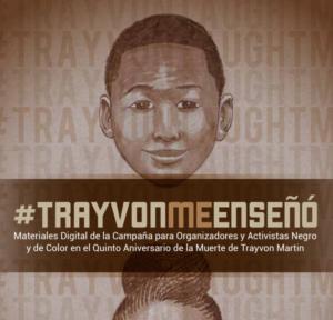 #Talk about Trayvon Toolkit (Spanish)