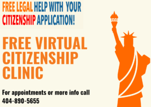 Free Virtual Citizenship Clinic